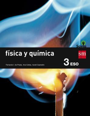 Fisica y Quimica Savia-15 3º Eso (2015)