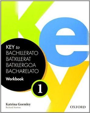 Key To Bachillerato Workbook 1 (spanish) (2014)