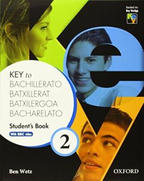Key To Bachillerato 2 Student S Book (2014)