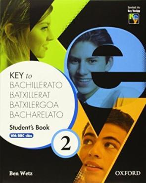 Key To Bachillerato 2 Student S Book (2014)