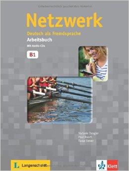 Netzwerk B1: Deutsch Als Fremdsprache: Arbeitsbuch Mit 2 Audio-cds