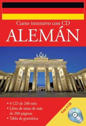 Curso Intensivo con Cd Aleman (incluye 4 Cds) (2013)