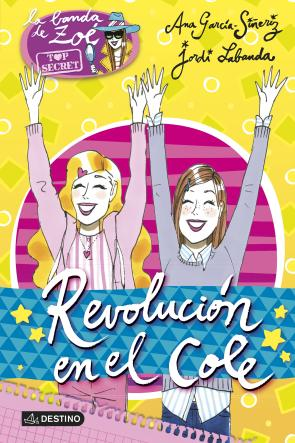 Zoe Top Secret 4: Revolucion en el Cole (2014)