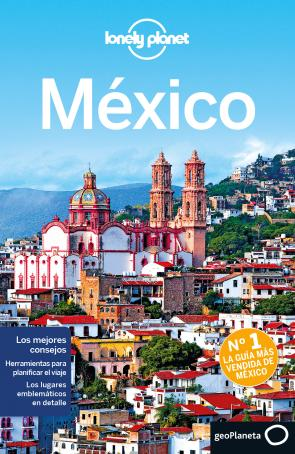 Mexico Map Lonely Planet