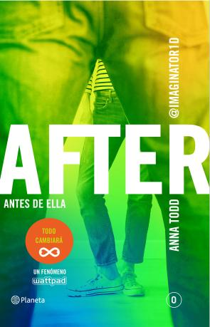 After. Antes De Ella (serie After 0) (2015)