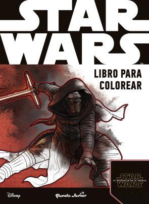 Portada de Star Wars: Libro para Colorear (2015)