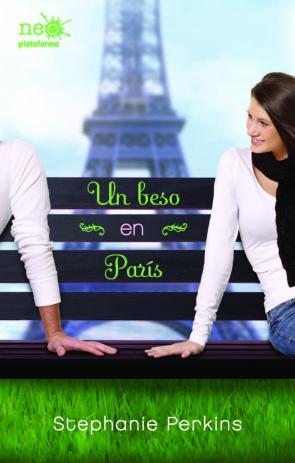 Portada de Un Beso en Paris (2012)