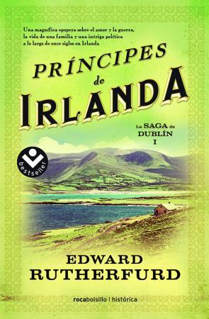 Portada de La Saga De Dublin I: Principes De Irlanda (2015)