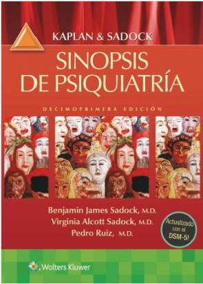 Portada de Kaplan & Sadock: Sinopsis De Psiquiatria (11ª Ed.) (2015)