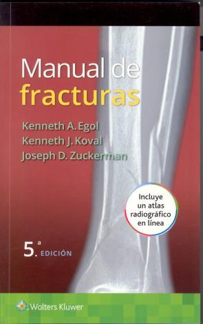 Manual De Fracturas (5ª Ed.) (2015)
