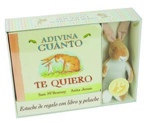Adivina Cuanto Te Quiero con Peluche (2015)