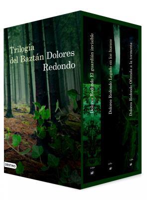 Estuche Trilogia del Baztan (2015)