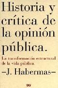 Historia y Critica De la Opinion Publica (2004)