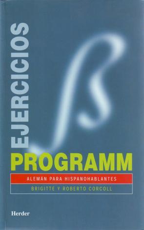 Programm: Aleman para Hispanohablantes. Libro De Ejercicios (1999)