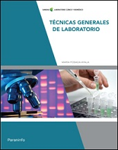 Portada de Tecnicas Generales De Laboratorio (2015)