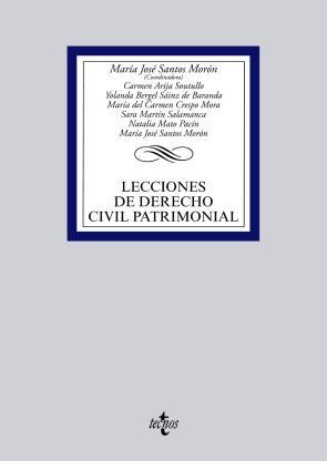 Lecciones De Derecho Civil Patrimonial (2014)
