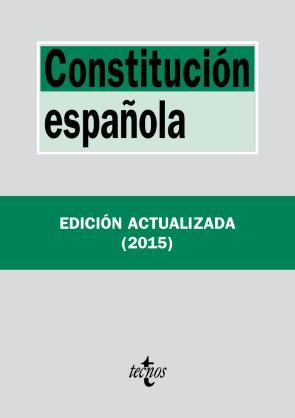 Constitucion Española (20ª Ed.) (2015)