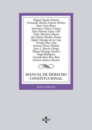 Manual De Derecho Constitucional (6ª Ed.) (2015)