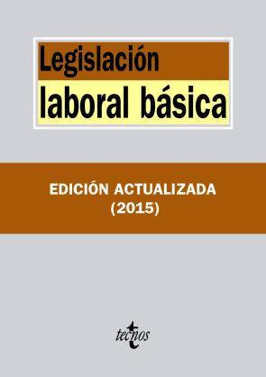 Legislacion Laboral Basica (8ª Ed.) (2015)