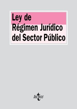 Ley De Regimen Juridico del Sector Publico (2015)