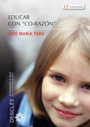 Portada de Educar con Corazon (2014)