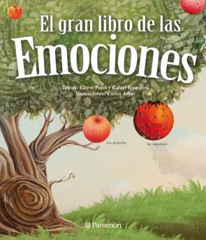 Portada de El Gran Libro De las Emociones (2015)