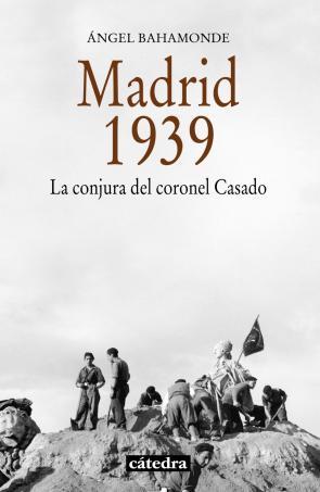 Portada de Madrid, 1939 (2014)