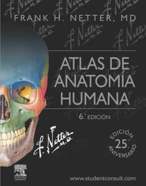 Portada de Netter. Atlas De Anatomia Humana (6ª Ed.) (2015)