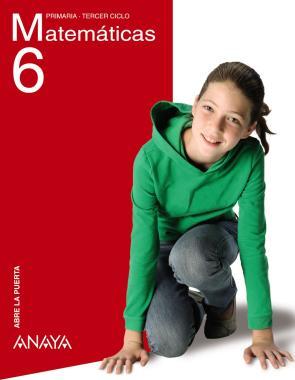 Matematicas 6 (6º Primaria) (2009)