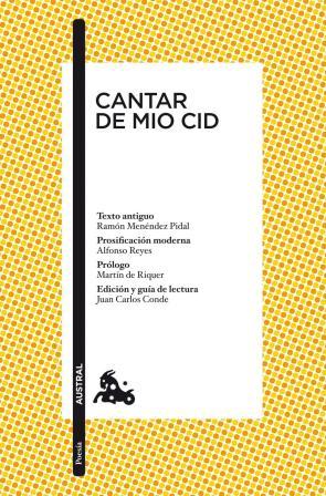 Cantar del Mio Cid (2999)