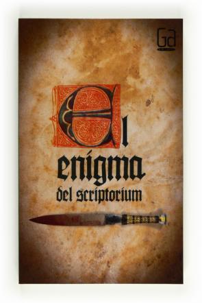Portada de El Enigma del Scriptorium (2012)
