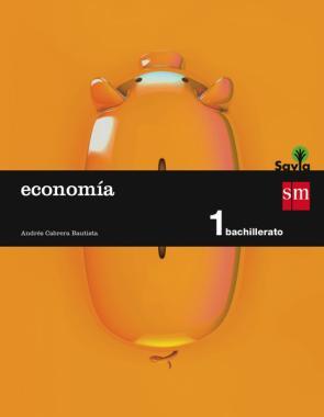 Economia Savia-15 1º Bachillerato (2015)