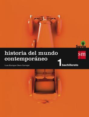 Historia del Mundo Contemporaneo Savia-15 1º Bachillerato (2015)