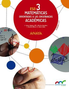 Matematicas Orientadas a las Enseñanzas Academicas 3º Eso Mec (2015)