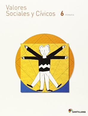 Valores Sociales y Civicos 6º Primaria Ed 2015 (2015)