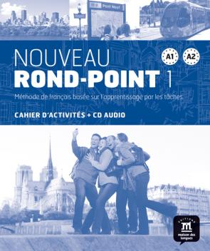 Nouveau Rond-point 1 (a1-a2) Cahier D Activites (+cd Audio) (2010)