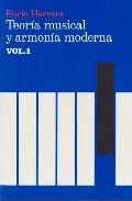 Teoria Musical y Armonia Moderna (vol. I) (1990)