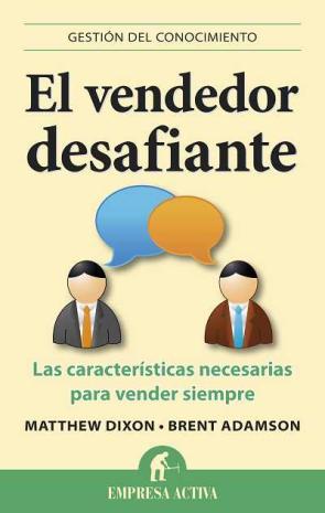 El Vendedor Desafiante (2012) en PDF, ePud, Mobi y eBook