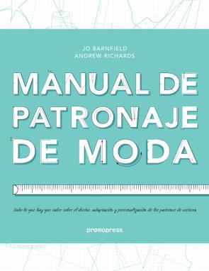 Manual De Patronaje De Moda (2013)