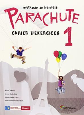 Parachute 1 Pack 1º Secundaria Cahier D Exercices (2015)