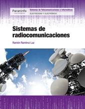 Portada de Sistemas De Radiocomunicaciones (2015)