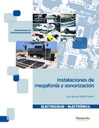 Portada de Instalaciones De Megafonia y Sonorizacion. Cfgm (ciclos Formativo S De Grado Medio) (2012)