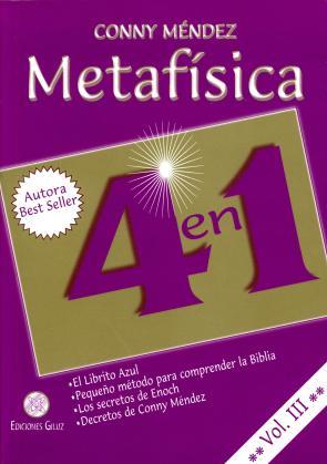 Metafisica 4 en 1 Vol. Iii (2014)
