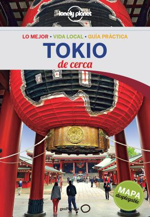 Tokio De Cerca (4ª Ed.) (lonely Planet) (2016)