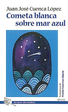 Cometa Blanca Sobre Mar Azul (2015)