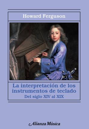 La Interpretacion De los Instrumentos De Teclado (2012)