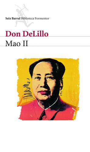 Portada de Mao Ii (2008)