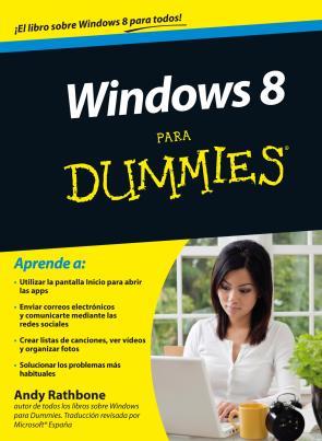 (pe) Windows 8 para Dummies (2012)