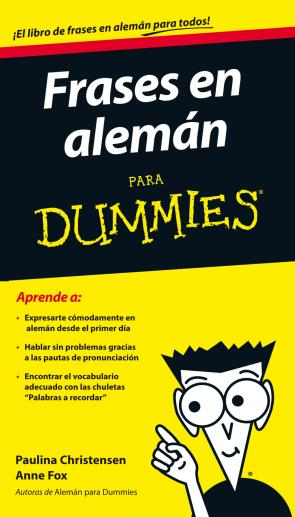 Frases en Aleman para Dummies (2012)