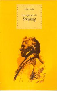 Portada de Las Epocas De Schelling (1998)